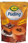 Puding za torte sa ukusom karamela