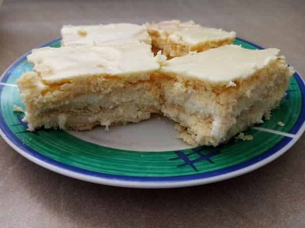 Bela pita moje bake