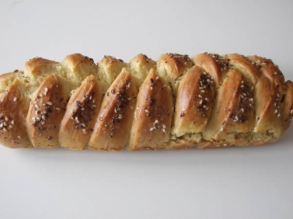 Beskvasni mlečni hleb