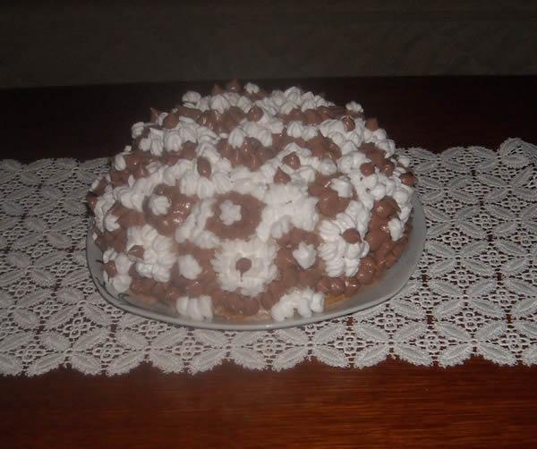 Brza čoko keks torta