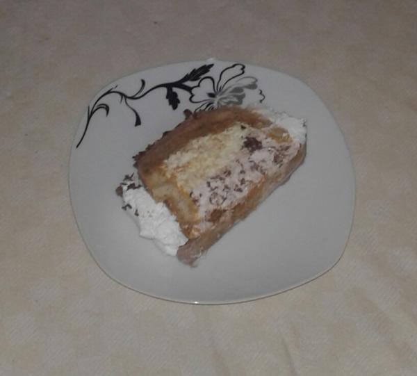 Brza Eskimko torta