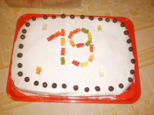 C Kapri torta