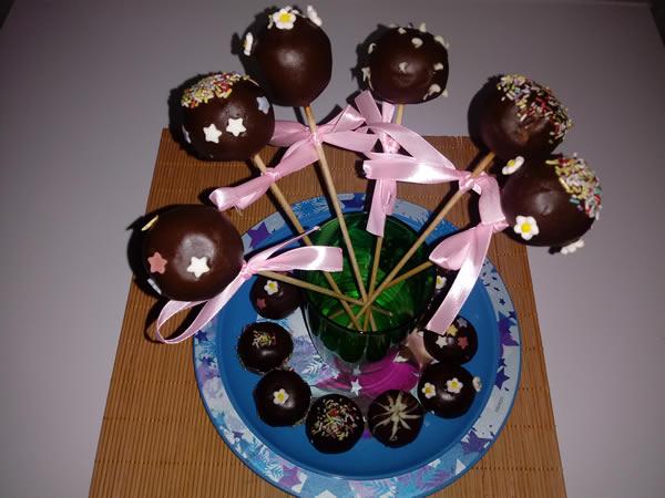 Cake pops kuglice