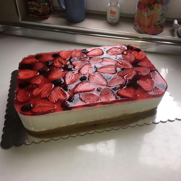 Cheese cake original