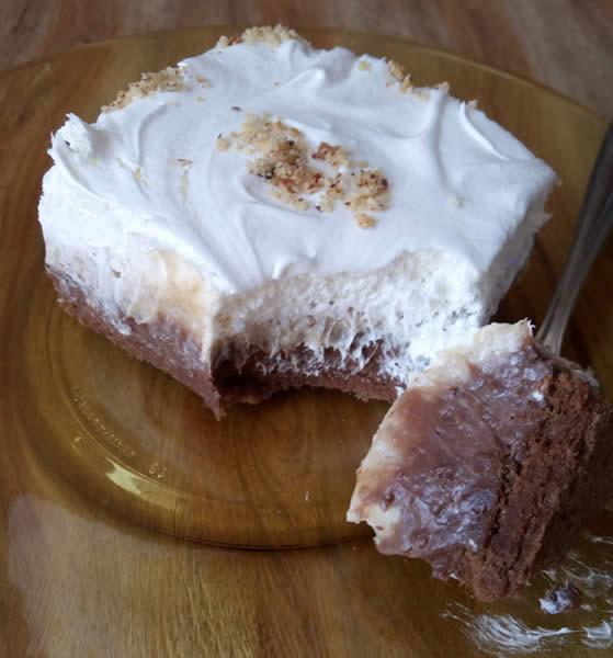 Čoko lešnik kolač