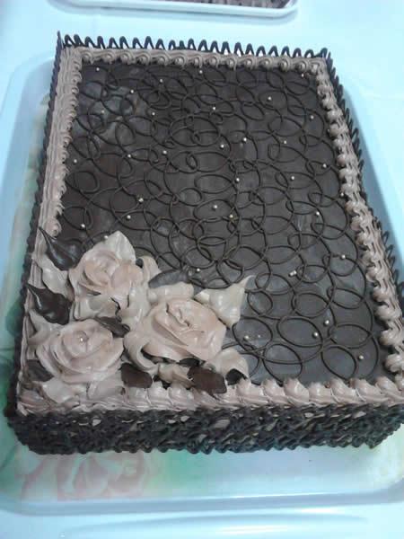 Čokoladna bomba torta