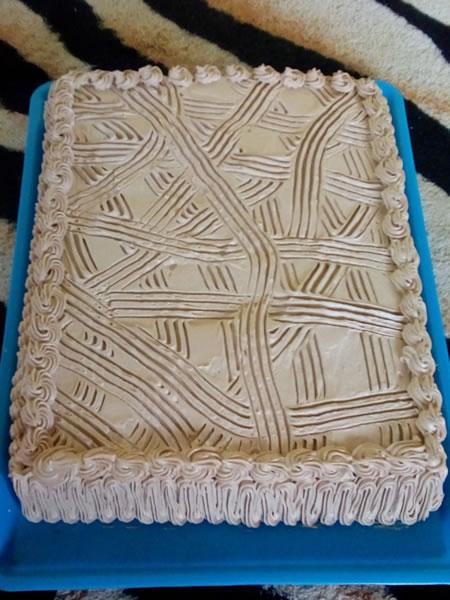 Čokoladna fantazija torta