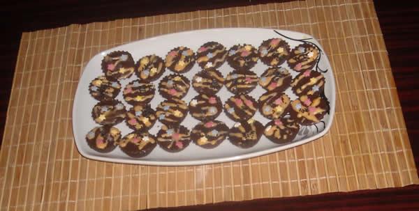 Čokoladne korpice