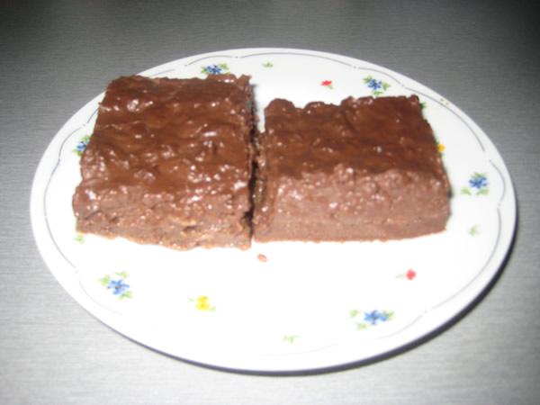 Čokoladni kolač sa pudingom