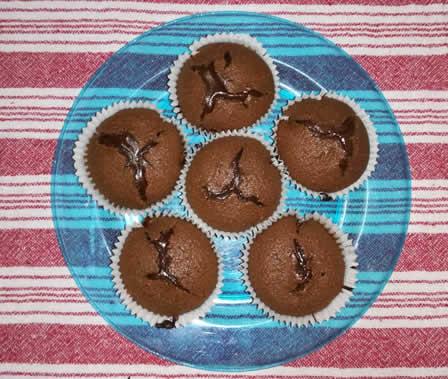 Čokoladni mafini