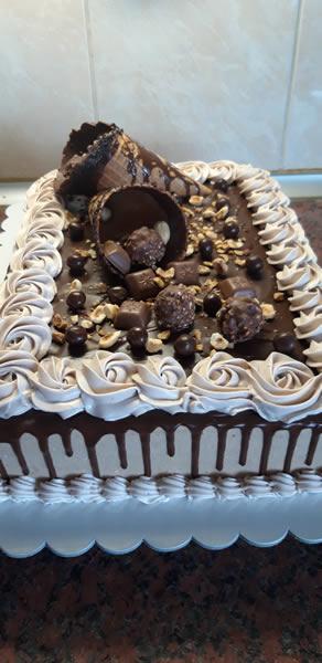 Ferero torta