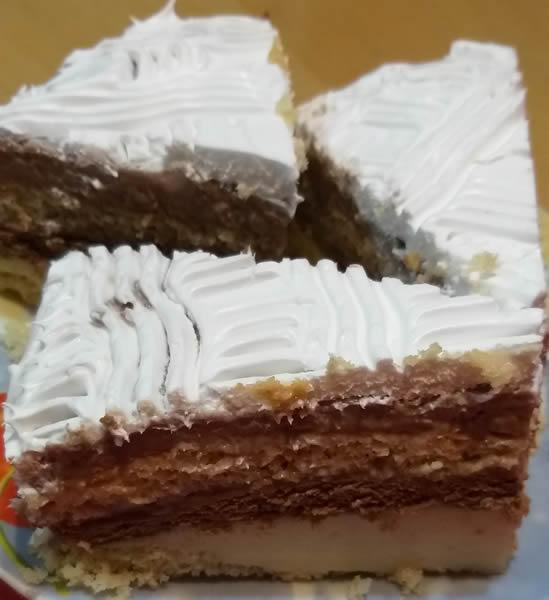 Isidorina i Teodorina C torta