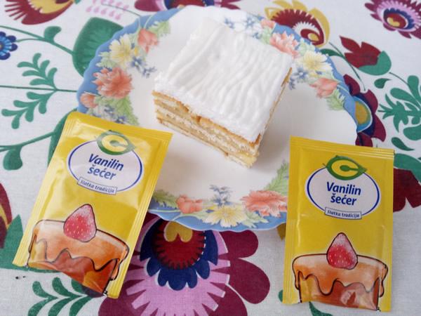 Keks kolač