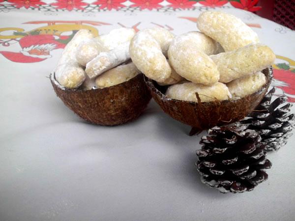 Kiflice sa kokosom