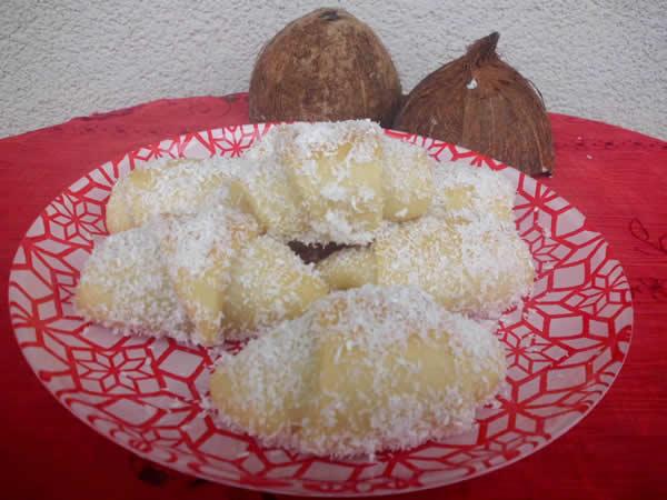 Kiflice sa šećernim sirupom