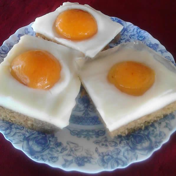 Kolač - Jaje na oko