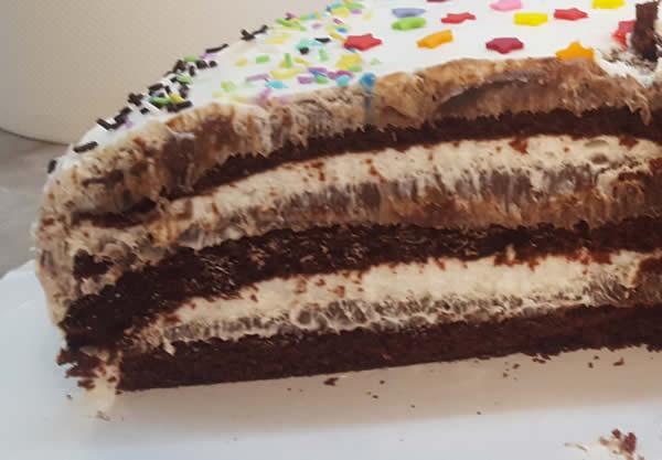 Kremisimo čoko torta