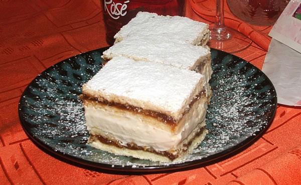 Mimoza kolač