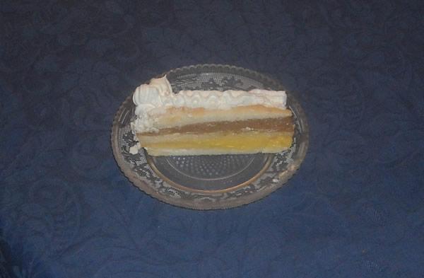 Mini sladoled torta