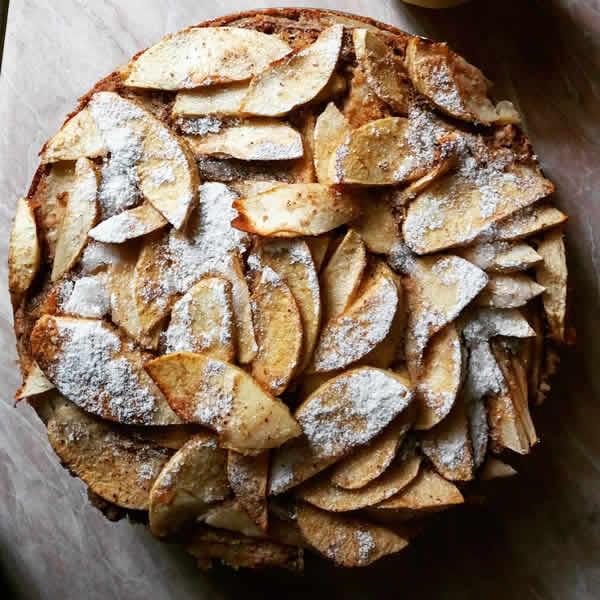 Nevidljiva pita od jabuka