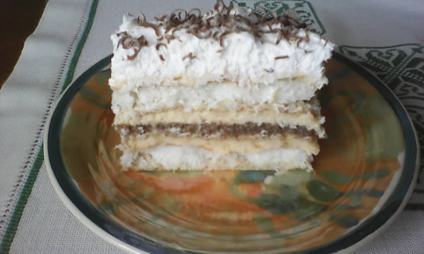 Oblanda torta