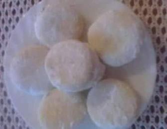 Posne domaće vanilice