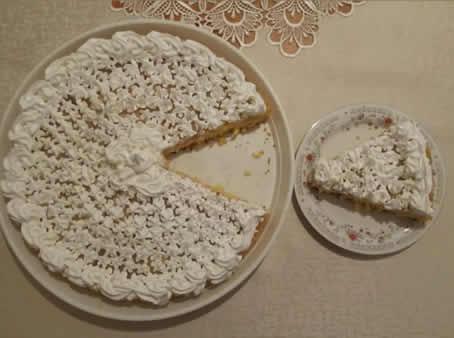 Prevrnuti kolač sa jabukama