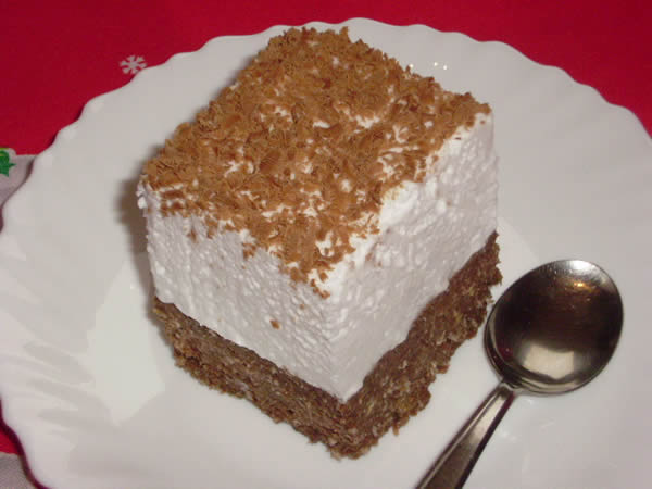 Puding kolač