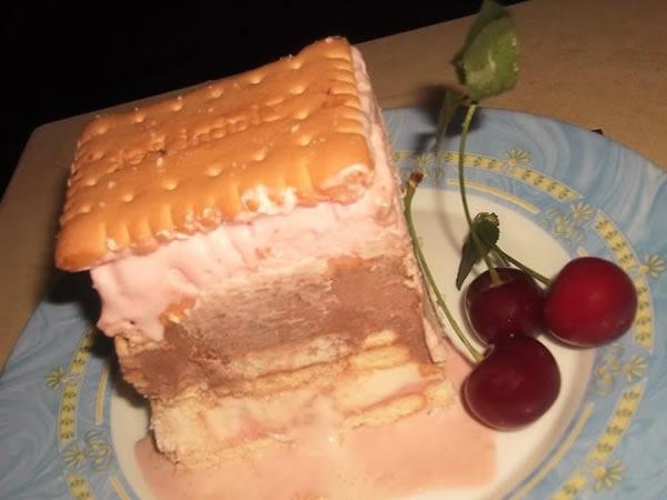 Sladoled torta jednostavna