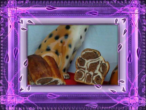 Slatki hleb - Leopard