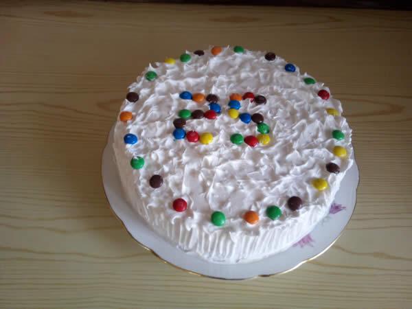Srebrna torta