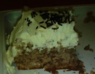 Brza torta sa kesten pireom