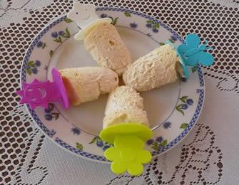 C Eskimko sladoled sa keksom