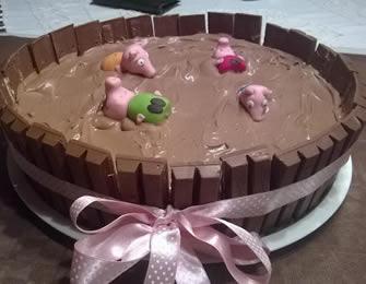 Čoko višnja torta