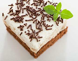 Čokoladni keks kolač