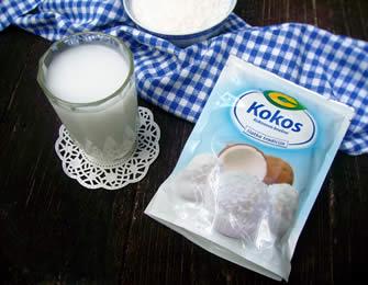 Domaće kokosovo mleko