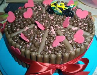 Draganova čoko torta