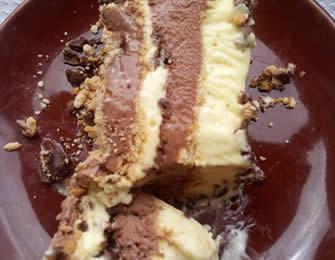 Eskimko torta sa sladoledom
