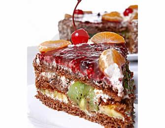 Fantastična voćna torta