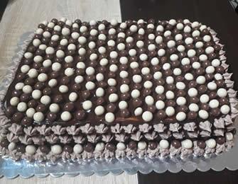 Kornet torta