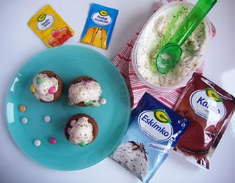 Mafini sa sladoledom