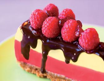 Malina kolač