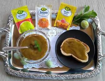 Marmelada od ringlova pečena u rerni