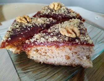 Mokri kolač sa orasima