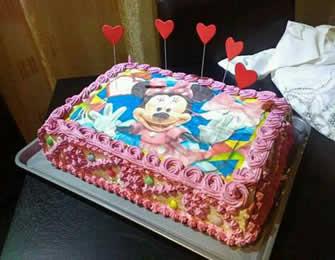 Šeherezada torta C