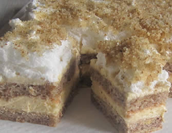 Starinski kolač sa orasima