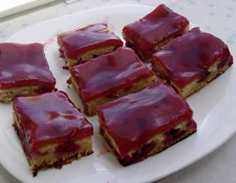 Višnja - vanila kolač