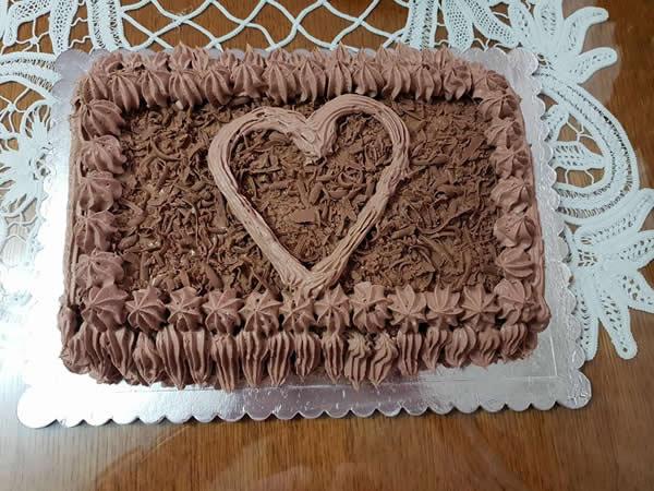 Torta čoko moko