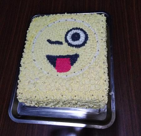 Torta pojedi me