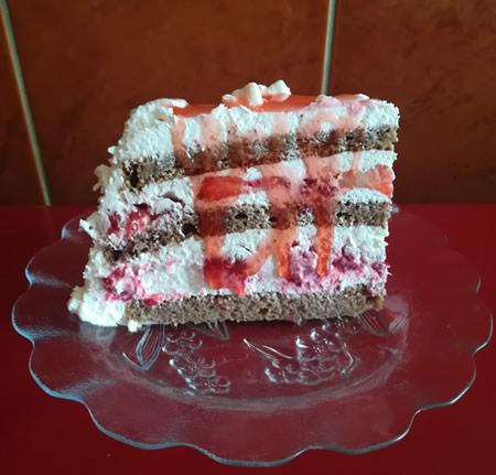 Voćna letnja torta